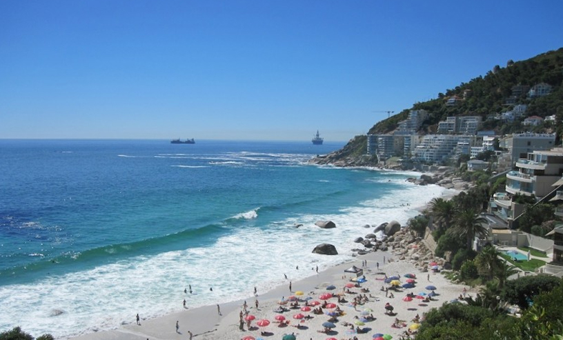 Clifton Beach Cape Town, South Africa